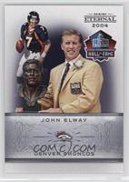 Pro Football Hall of Fame - John Elway /191