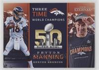 Peyton Manning #/180