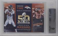 Peyton Manning /180 [BGS9]