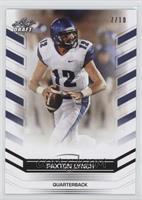 Paxton Lynch #/10