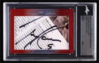 Tony Romo, Emmitt Smith [Cut Signature] #/1