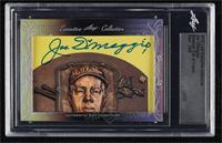 Joe DiMaggio [Cut Signature]