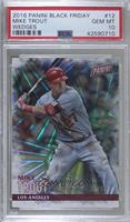 Mike Trout [PSA 10 GEM MT] #/50