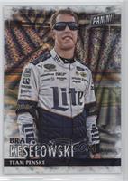 Brad Keselowski #/50