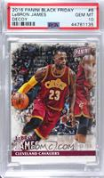 LeBron James [PSA 10 GEM MT] #/50