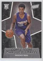 Rookies - Marquese Chriss [Noted] #/399