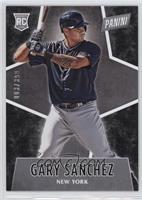 Rookies - Gary Sanchez #/399