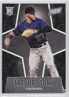 Rookies - Trevor Story #/399