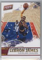 LeBron James /50