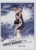 Rookie - Corey Seager #/599