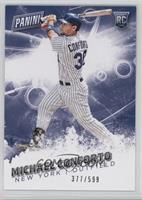Rookie - Michael Conforto #/599