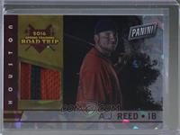 A.J. Reed #/25