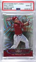 Mike Trout [PSA 10 GEM MT] #/99