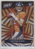Paxton Lynch #/99
