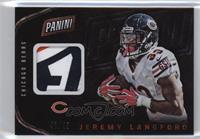 Jeremy Langford [Noted] #/49