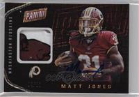 Matt Jones #/10