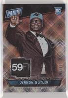 Vernon Butler #/49