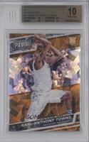 Karl-Anthony Towns /25 [BGS 10]