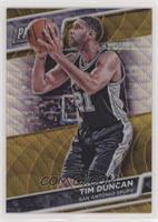 Tim Duncan #/10