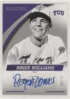 Roger Williams #11/99