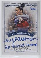 Aly Raisman /50