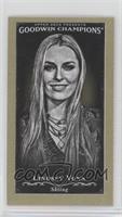 Black & White - Lindsey Vonn