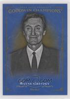 Black & White - Wayne Gretzky