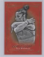 Black & White - Aly Raisman [Near Mint‑Mint+]