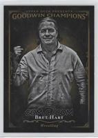 Black & White - Bret Hart