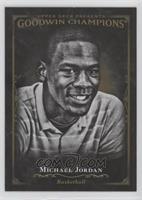 Black & White - Michael Jordan