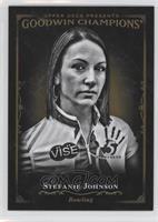 Black & White - Stefanie Johnson