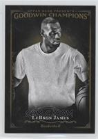 Black & White - LeBron James