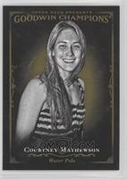 Black & White - Courtney Mathewson
