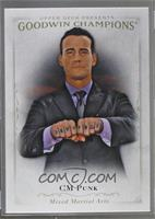 CM Punk [Noted]