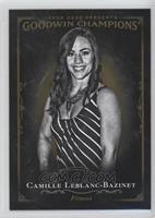 Black & White - Camille Leblanc-Bazinet
