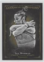 Black & White - Aly Raisman