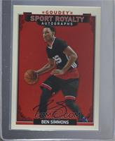 Ben Simmons [Near Mint‑Mint+]