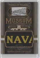 Italian Naval Cap Tally