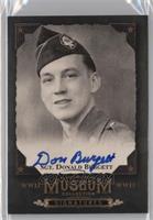 Sgt. Donald Burgett