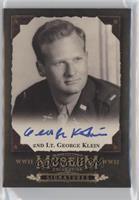 1Lt. George Klein