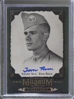 Staff Sgt.Tom Rice