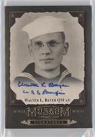 QM 1/c Walter L. Beyer