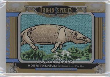 2016 Upper Deck Goodwin Champions - Origin of Species Patches #OS-209 - Tier 1 - Moeritherium