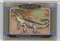 Tier 4 - Sarcosuchus