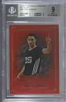 1st 50 Completed Royal Red E1-E3 Master Sets - Ben Simmons [BGS 9 MIN…