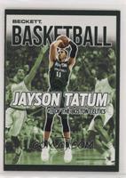 Jayson Tatum, Larry Bird #/4,000