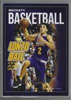 Lonzo Ball, Magic Johnson /4000