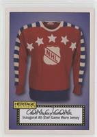 1947 Maurice Richard NHL Inagural