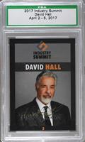 David Hall [ENCASED]