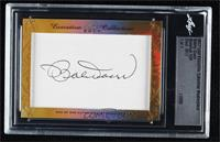 Bobby Doerr [Cut Signature] #/1